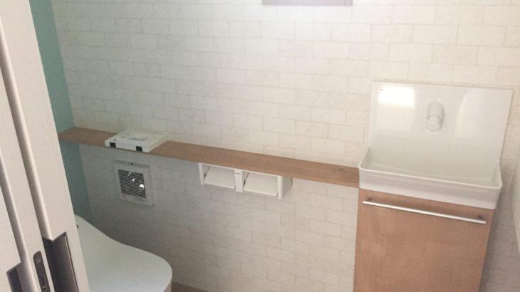 盲点だったトイレの収納について考察した