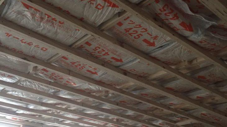 激安オプション:1F天井防音工事がめっちゃ安いのに効果ありな話!