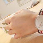 【PR】トリコロールも美しいダニエルウエリントン時計