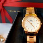 【PR】ダニエルウエリントンの新作時計♡ICONIC LINK