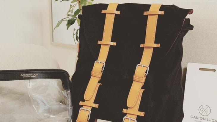 【PR】北欧ブランドGastonLugaのバッグがめちゃくちゃ最高な件【クーポンあり】